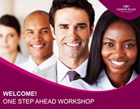 Crowne Plaza Be Inspiring Service Training