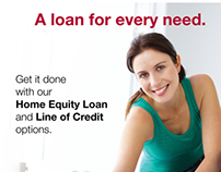 A loan For Every Need Campaign