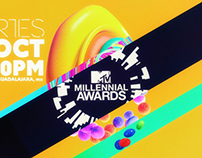 MTV Millenial Awards