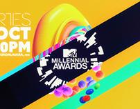 MTV Millenial Awards