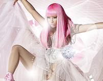 Nicki Minaj Twitter Background