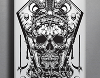 Wezt x Unas skull