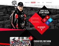 Andres Villa Stunt Rider
