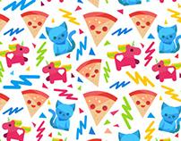 Pizza, Cats and Unicorns