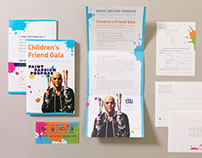 GEF Children's Friend Gala Materials