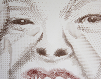 Vivienne Westwood's Typographic Portrait