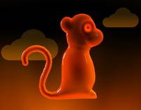 Orange Monkey - Campaign