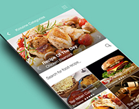 Koozine A Cooking Guide App