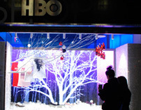 HBO Snow Globe