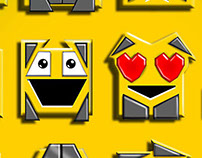 Lango Text Messaging Icons