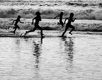 kids surf contest day