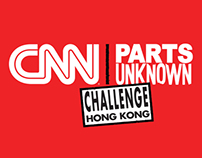 Anthony Bourdain 'Parts Unknown' Challenge Hong Kong