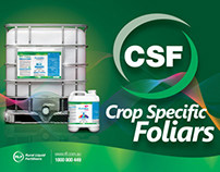 2013 CSF Sales Presentation