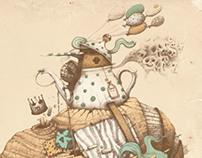 """Marine teapot"""