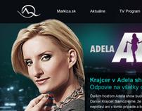 Adela Show TV Markíza