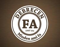 Fa Debrecen Logo concept