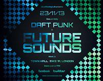 Futuristic Flyer / Poster 4