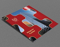 Corporate Brochure Template Vol.11 - 16 Pages