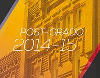 Post-Grado 2014-15 / Comillas University