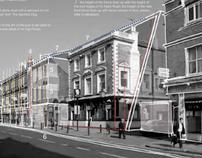 The Spotted Dog Scheme, London