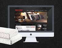 Colunex Website
