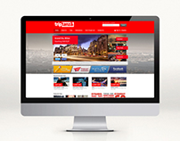 Triptanza Website