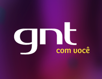 GNT tv channel // Design Research / Brand repositioning