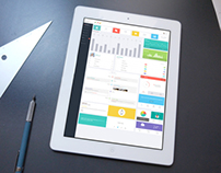 FlatLab - Flat & Responsive Admin Template