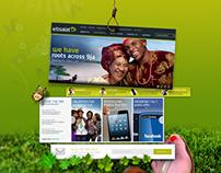 #BrandsiLove, Etisalat Nigeria, UI Concept