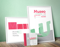 Museo / Font Book
