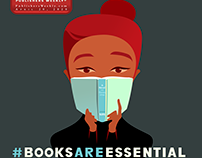 Publishers Weekly: Books Are Essential