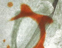 Pictograph Series, an intaglio by Tim Higbee