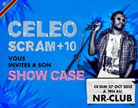SHOWCASE Celeo Scram