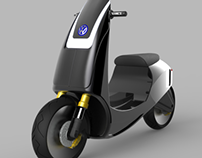 WV Electric Scooter