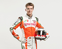 ADVERTISING | Formula 1 Team Force India