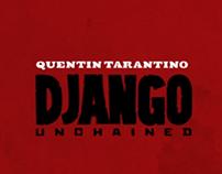 Django Unchained, less than 10 secs, video animation