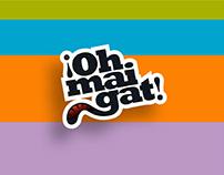 Evento de lanzamiento ¡Oh mai gat! y Don Kat