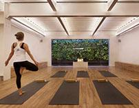 Yoga Lounge, México DF