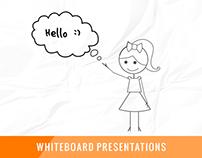 2 Whiteboard Presentations