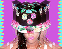 Ladygonzalez Promotional design.