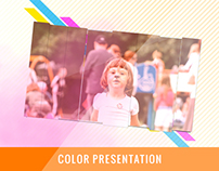 Color Presentation Project