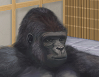 Gorilla Hot Tub