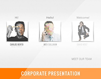Corporate and Clean Presentation