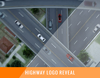 Highway Impact - Logo Reveal Project