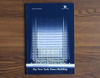 saper fare Architettura. The New York Times Building