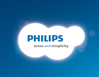Philips Facebook Application