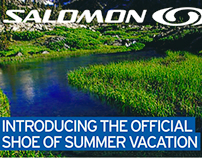 Salomon Promotional e-blasts