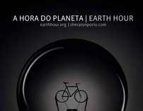 Earth Hour | Sheraton Porto