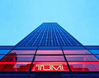 Tumi Madison Avenue Store