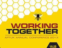 APTUK Conference Branding